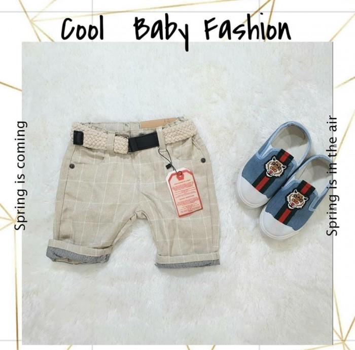 pakaian anak import CELANA PENDEK BABY 2421