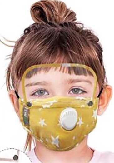 pakaian anak import Masker Anak