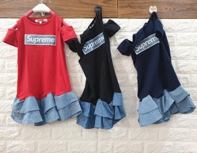 pakaian anak import Premium Dress