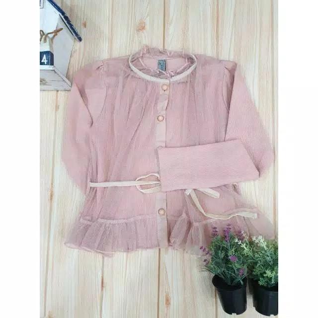 pakaian anak import ATASAN ANNICA AN53
