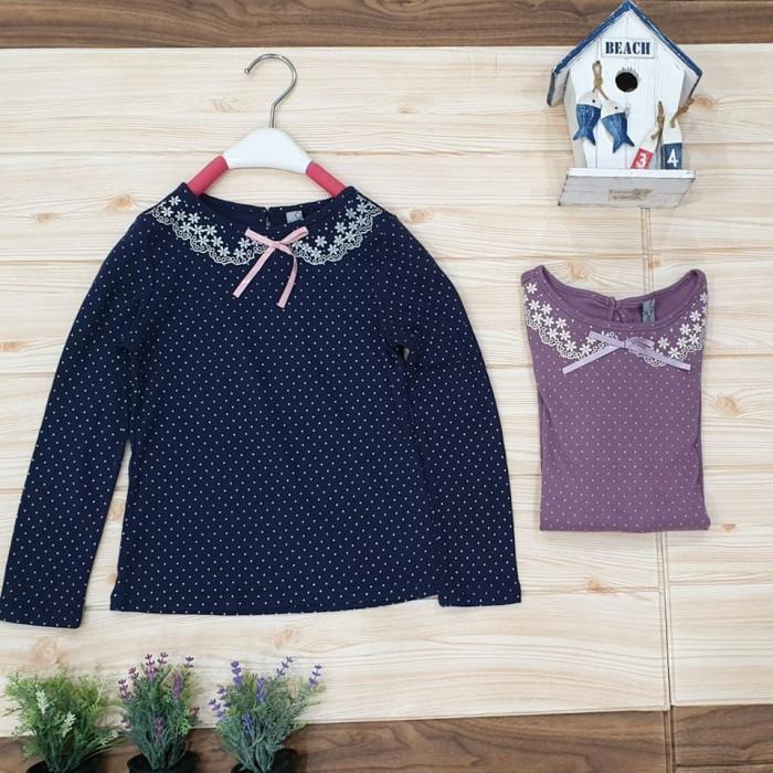 pakaian anak import ATASAN ANNICA AN64
