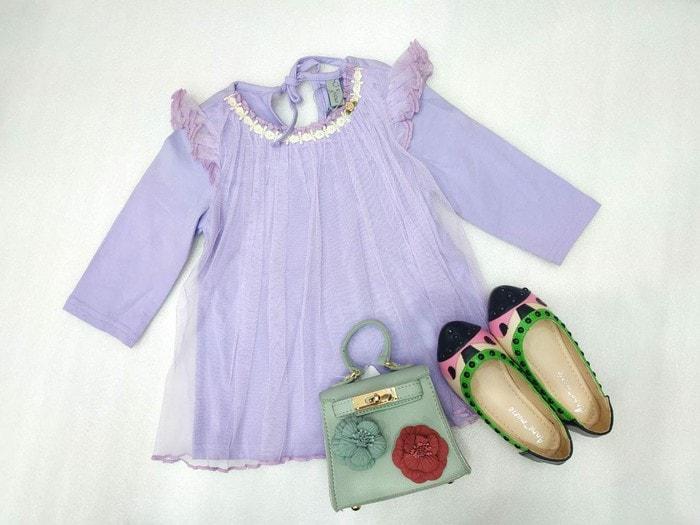 pakaian anak import ATASAN ANNICA AN72