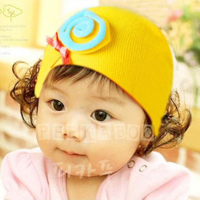 pakaian anak import BEANIE GIRL CANDY