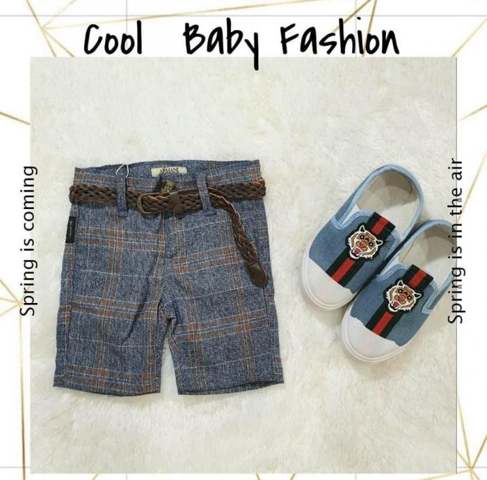 pakaian anak import CELANA BABY 2312