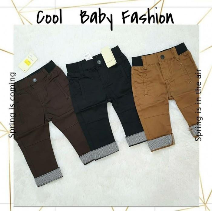 pakaian anak import CELANA BABY 2523