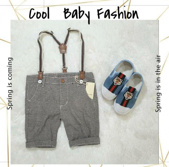 pakaian anak import CELANA PENDEK BABY 2118