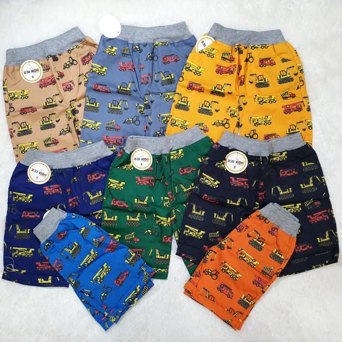pakaian anak import CELANA PENDEK ZIZI KIDS
