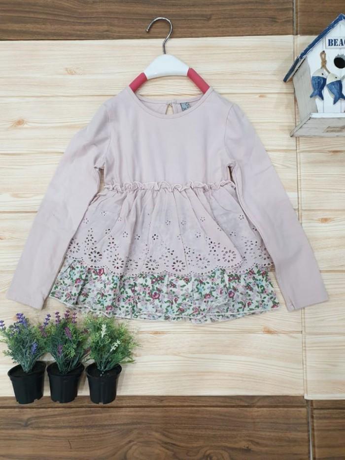 pakaian anak import DRESS ANNICA 1720