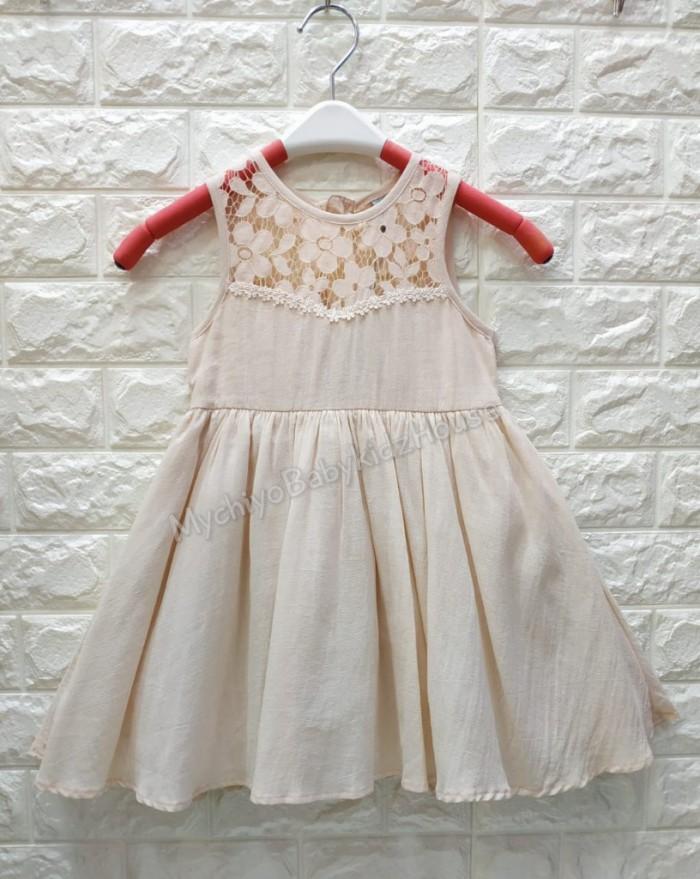 pakaian anak import DRESS ANNICA 1878