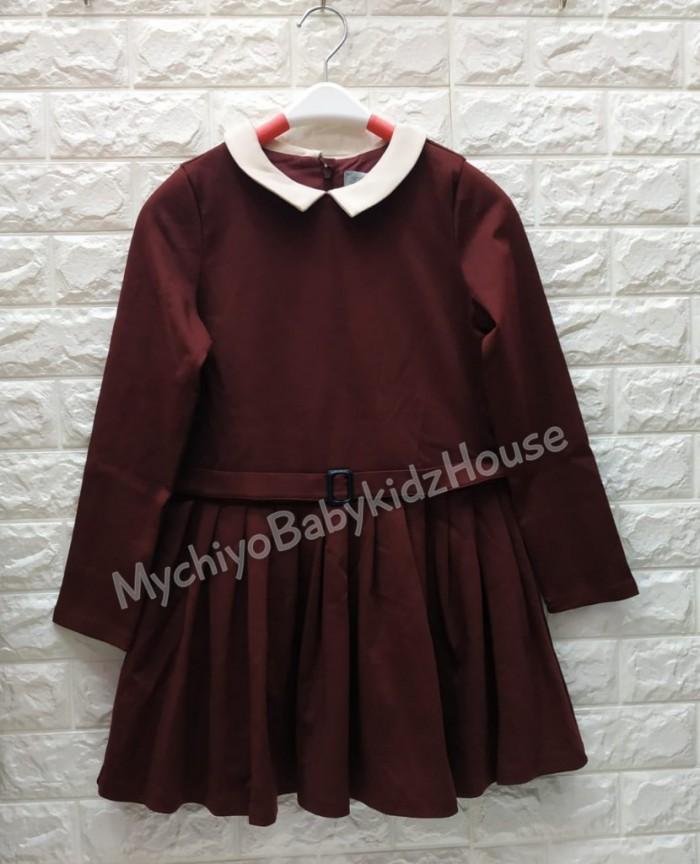 pakaian anak import DRESS ANNICA AN01
