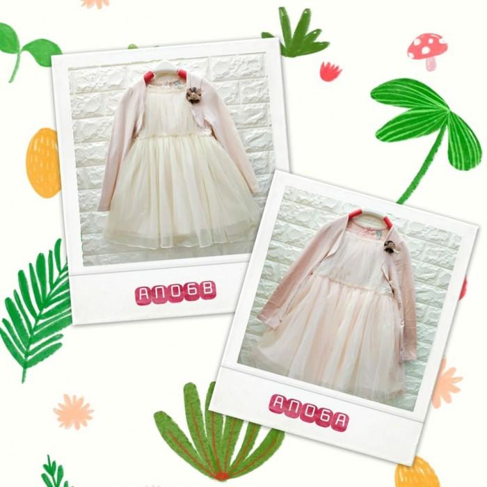 pakaian anak import DRESS ANNICA AN06