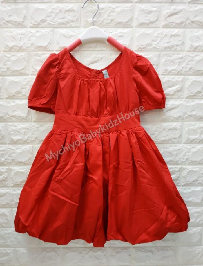 pakaian anak import DRESS ANNICA AN12