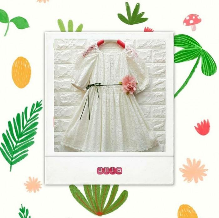 pakaian anak import DRESS ANNICA AN16