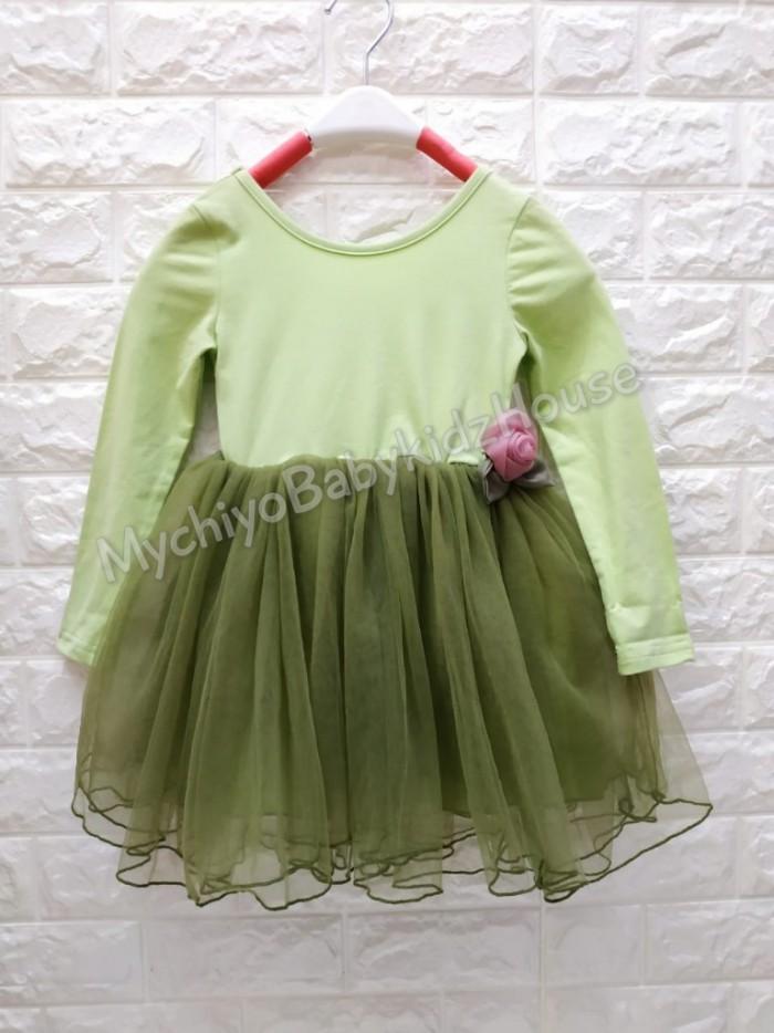 pakaian anak import DRESS ANNICA AN17