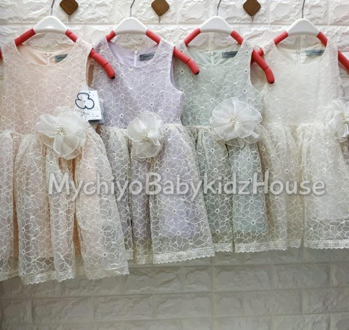 pakaian anak import DRESS ANNICA AN19