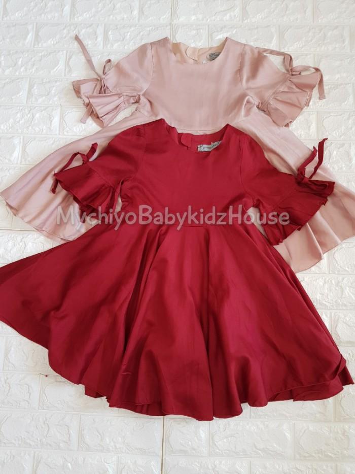 pakaian anak import DRESS ANNICA AN24