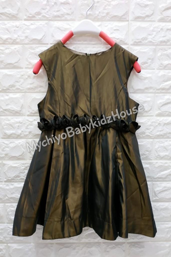 pakaian anak import DRESS ANNICA AN26