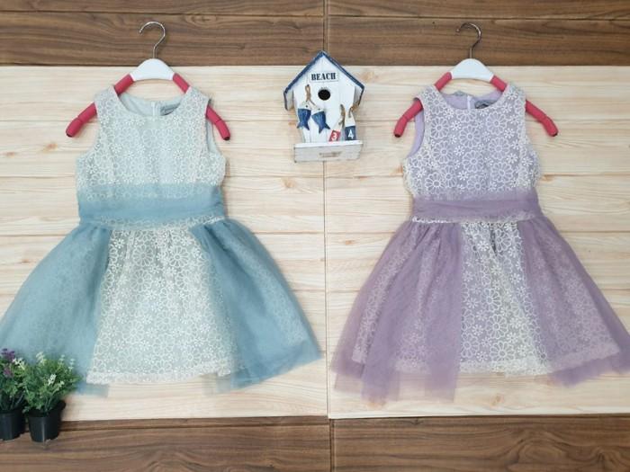 pakaian anak import DRESS ANNICA AN27