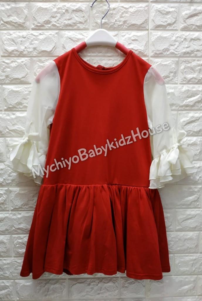 pakaian anak import DRESS ANNICA AN28