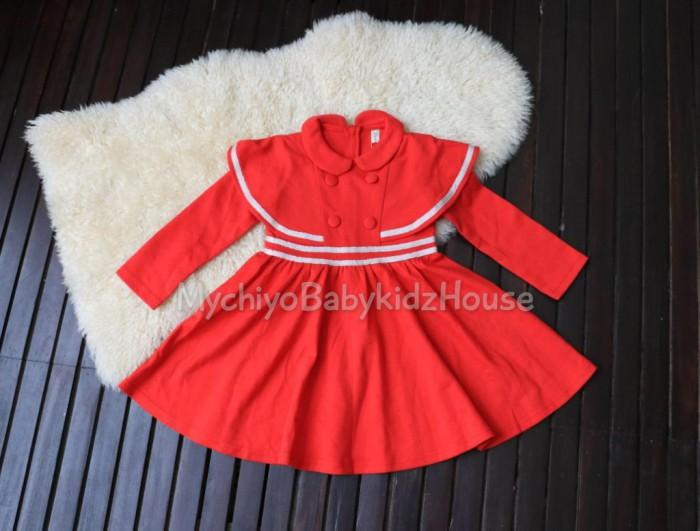 pakaian anak import DRESS ANNICA AN31