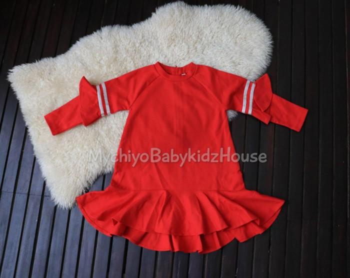pakaian anak import DRESS ANNICA AN32