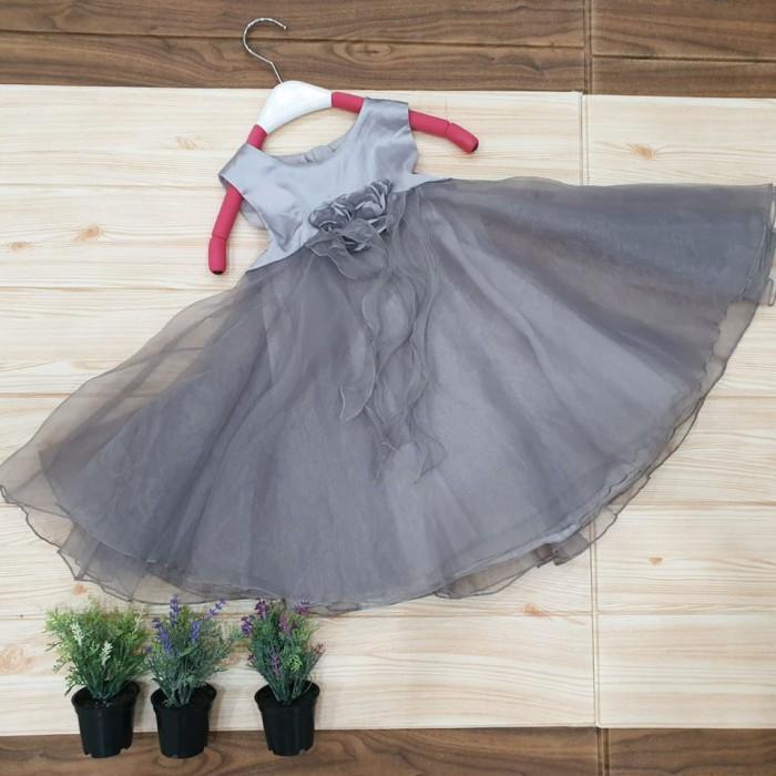 pakaian anak import DRESS ANNICA AN48