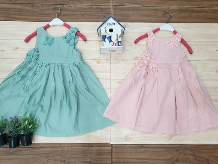 pakaian anak import DRESS ANNICA AN62