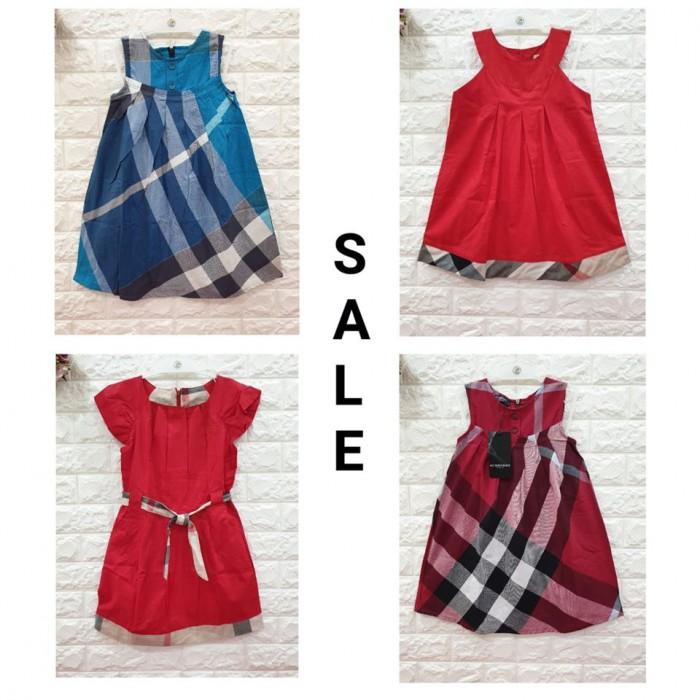 pakaian anak import DRESS BRANDED ANAK IMPORT