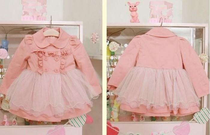 pakaian anak import DRESS CASUAL 1592