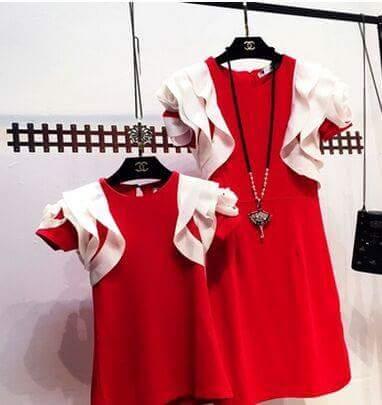 pakaian anak import DRESS CASUAL 1975 JUNIOR