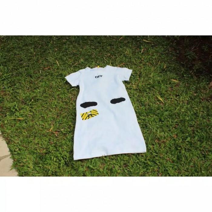 pakaian anak import DRESS CASUAL 2414