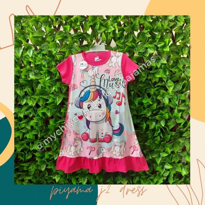 pakaian anak import DRESS CASUAL J2 KIDS D