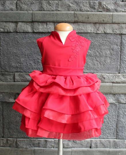 pakaian anak import DRESS EXCLUSIVE 1750