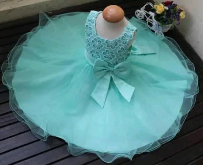pakaian anak import DRESS EXCLUSIVE 2107