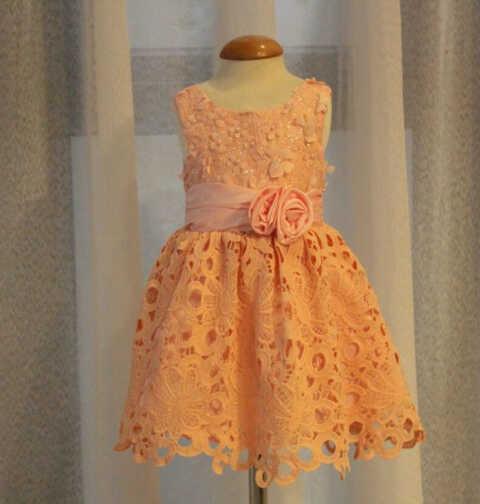 pakaian anak import DRESS EXCLUSIVE 2208