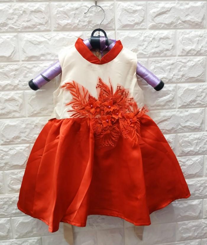 pakaian anak import DRESS EXCLUSIVE 2370