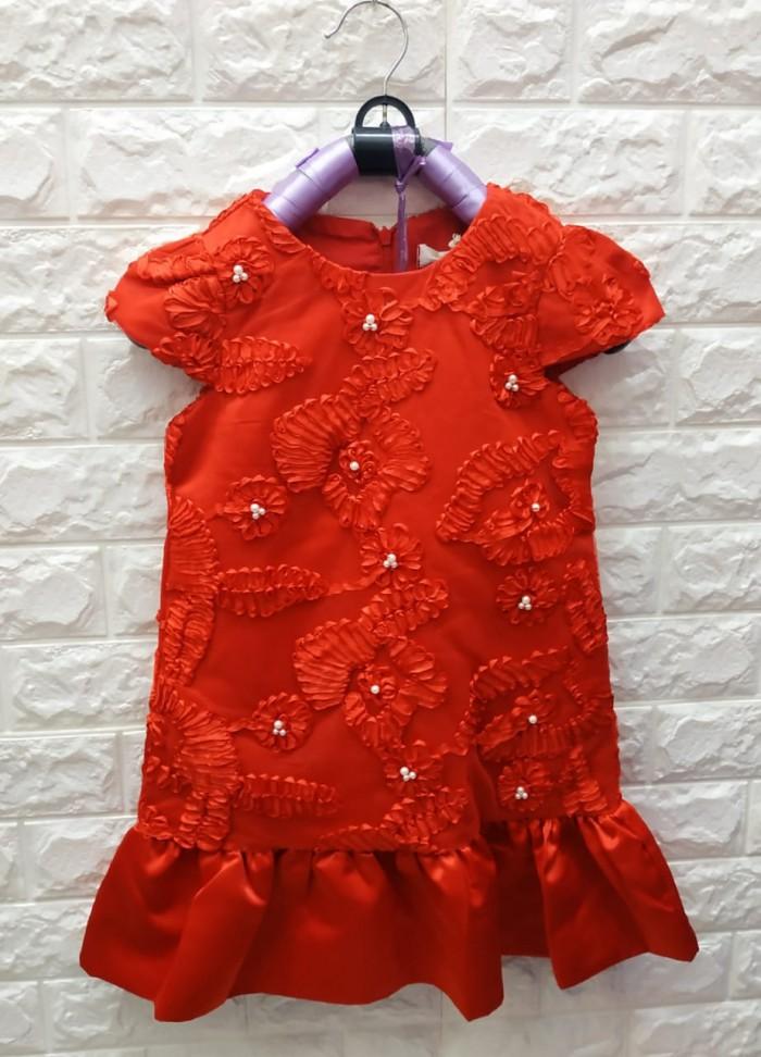 pakaian anak import DRESS EXCLUSIVE 2412