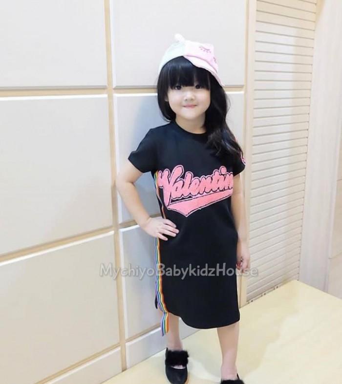 pakaian anak import DRESS EXCLUSIVE DE16