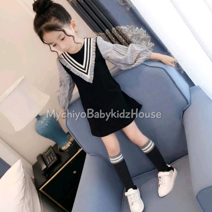 pakaian anak import DRESS EXCLUSIVE DE20