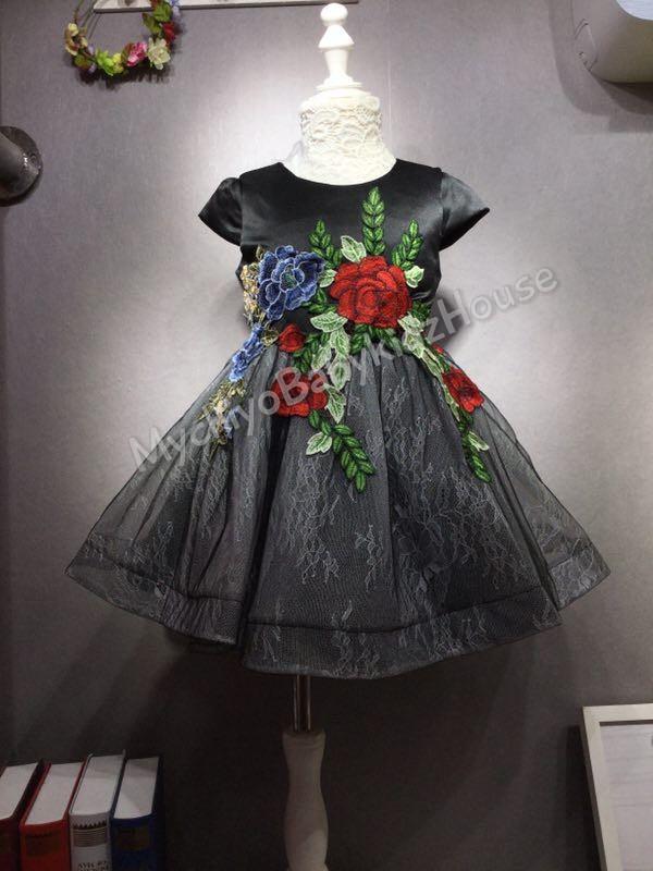 pakaian anak import DRESS EXCLUSIVE DE24
