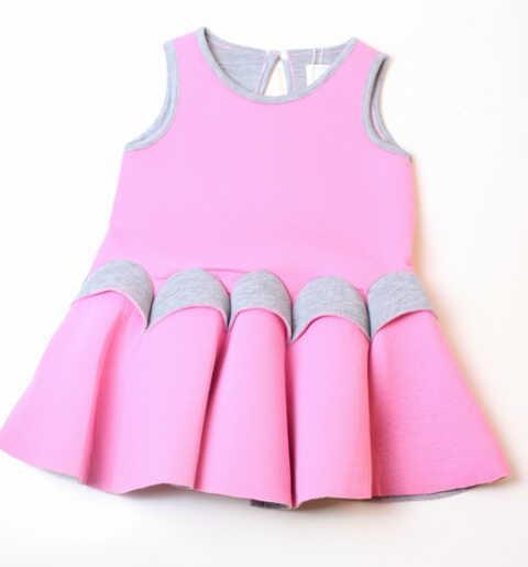 pakaian anak import DRESS EXCLUSIVE DE30