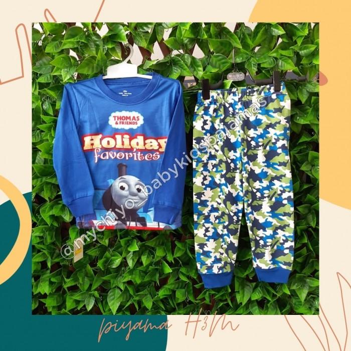 pakaian anak import H3M E KIDS