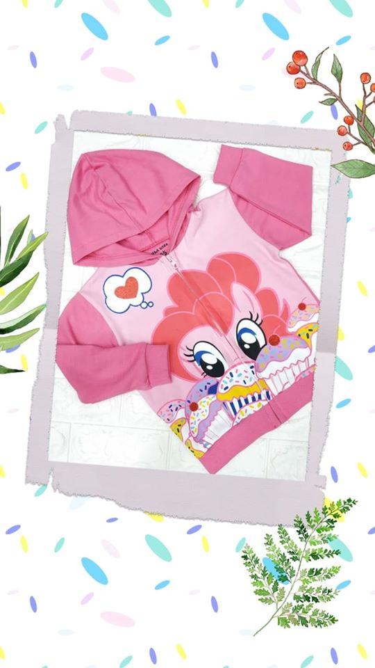 pakaian anak import JAKET B HM