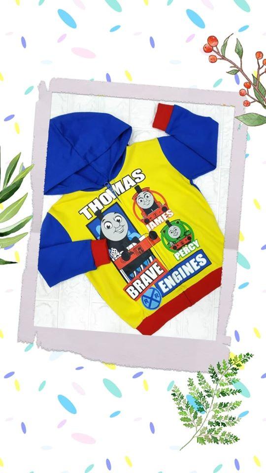 pakaian anak import JAKET J HM