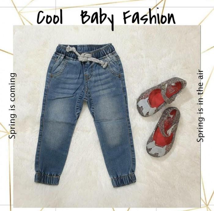 pakaian anak import JEANS BABY 2494