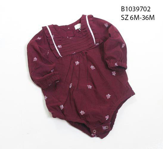 pakaian anak import JUMPER 2355