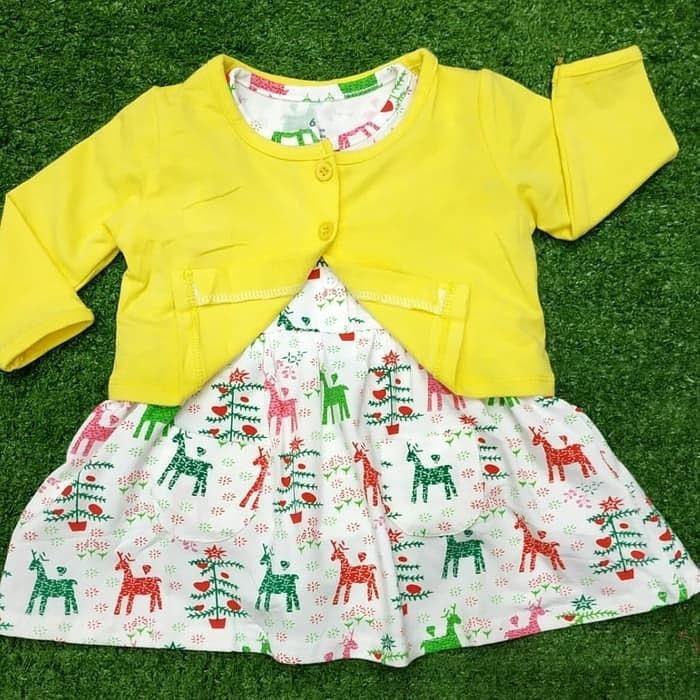 pakaian anak import JUMPER SET 2514
