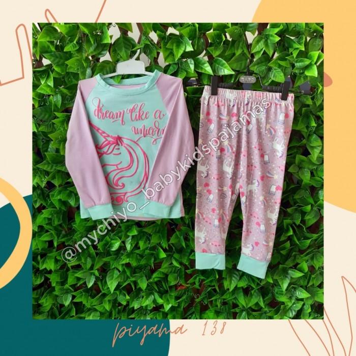 pakaian anak import JW138H JUNIOR