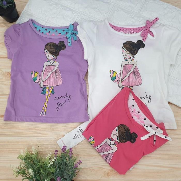 pakaian anak import KAUS 1223
