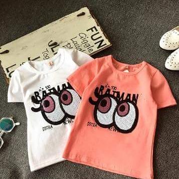 pakaian anak import KAUS 1980